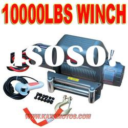 Electric Winch 10000LBS 12V Boat Winch