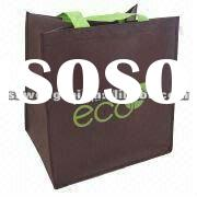 Fabric Nonwoven Shopping Tote Bag, Suitable for Gift Purpose, Customized Designs and Colors Welcomed