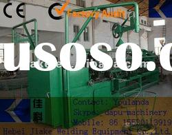 Fully automatic chain link fence machine (Factory)