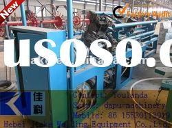 Fully automatic chain link fence machine (Manufacture)