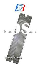 GEA VT10 frame and plate heat exchanger and gasket