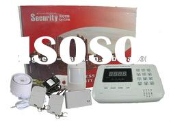GSM Alarm system can talk and monitoring remotely with mobile phone