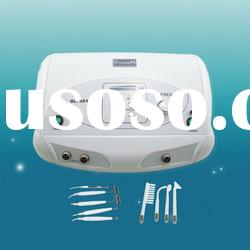 Galvanic and high frequency beauty machines with CE approval in salon&sauna