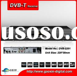HD DVBT Digital receiver for Iran market (DVB-2201)
