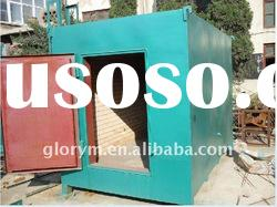 HN Glory Environment-friendly wood Carbonization furance for charcoal making
