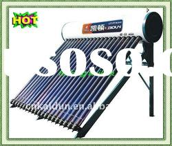 High Absorptive Compact Non-pressure Solar Water Heater