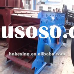High Frequency Vibrating Screener for Mining