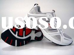High quality light weight white running shoes