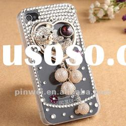 Hot selling 3D Bear design for iphone housing IC00026