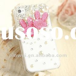 Hot selling 3D Rabbit design case iphone IC00028
