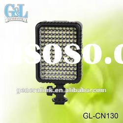 LED video light On Camera light for dslr DV Camcorder GL-CN130
