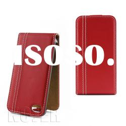 Leather Mobile Phone Case for iPhone 4S,Customized Designs and Logos Accepted