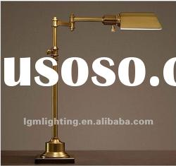 Most popular modern Metal table lamp LLGM011(Gold