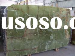 Natural Green Onyx Marble Slabs