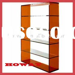 New Style Acrylic Book Shelf ,acrylic display holder,book stand holder,acrylic brochure holder