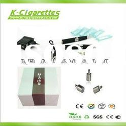 Newest&Hot selling e cig changeable atomizer head ego-c 650mAH