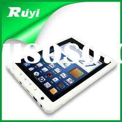 OEM High quality 8 inch android 2.3 tablet with GPS 3G Bluetooth WIFI MDMI laptop computer
