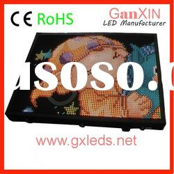 Outdoor full color wall mounted high brightness p20 led display with new technology