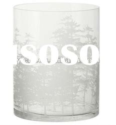 Printing Glass Votive Candle Holders