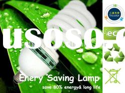 Professional manufactory 105W spiral compact fluorescent lamp/CFL