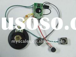 Recordable sound module for toys and gifts