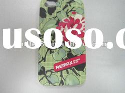 Retro flower painting Mobile Protective Case for iPhone4/4s