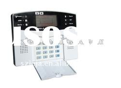 SMS GSM home Alarm System Wireless with talk