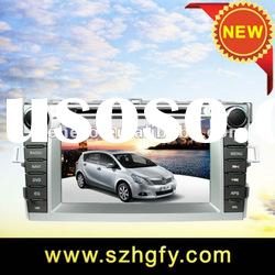 Special Double DIn 7 Inch Touch Screen Car Media Player for Toyota Verso