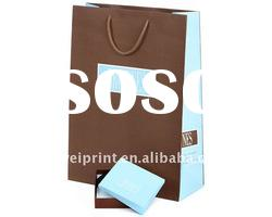 Sweet Gift Paper Bag For Weding With High Quality