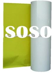 White Self Adhesive cast coated paper