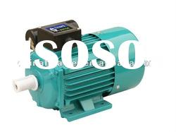 YL series single phase dual capacitor start and run induction motor