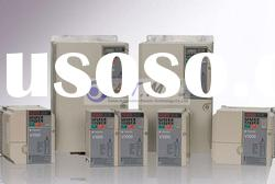 Yaskawa V1000 series is small current vector control inverter of simple operation
