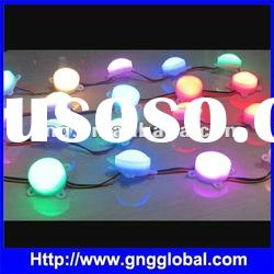 advertising color changing rgb led pixel light with 3SMD5050 lamps