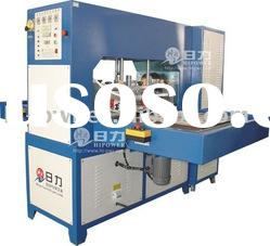 automatic high frequency plastic welding machine for large area workpiece