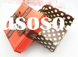 clear lid gift boxes jewelry fashion wholesale(PJB022)