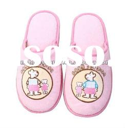 fashion indoor slippers 2012 new styles
