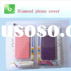 for iphone 4g&4s fashion design diamond hard case