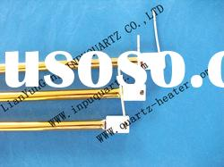gold-coated infrared heater lamp