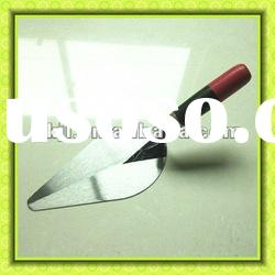 hand tools for building construction wooden handle trowel