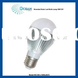 high quality low price solar led lamp 5w