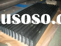 hot dipped zinc galvanized corrugated steel ondule tiles sheet