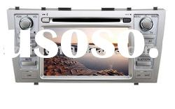 in dash car dvd player with GPS TV Special for TOYOTA Camry 2 din 8 inch