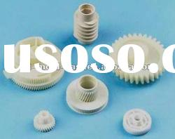 injection moulded plastic gear parts