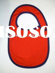 lovely 100%cotton cheap baby bibs