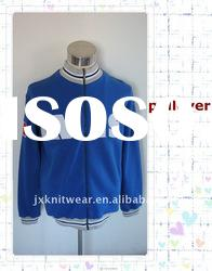 men's hot selling fashion polyester fleece pullover