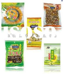 nuts food bags three side seal bags vacum bags