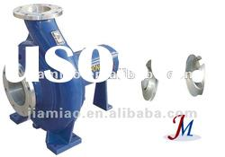 papermaking semi-closed impeller centrifugal pulp pump