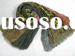 polyester voile scarf in 2013