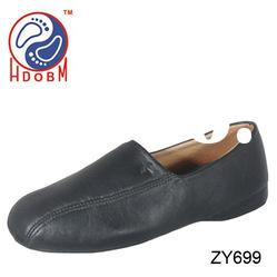 pu leather slippers for men