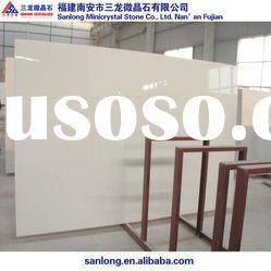 pure white marmo glass marble